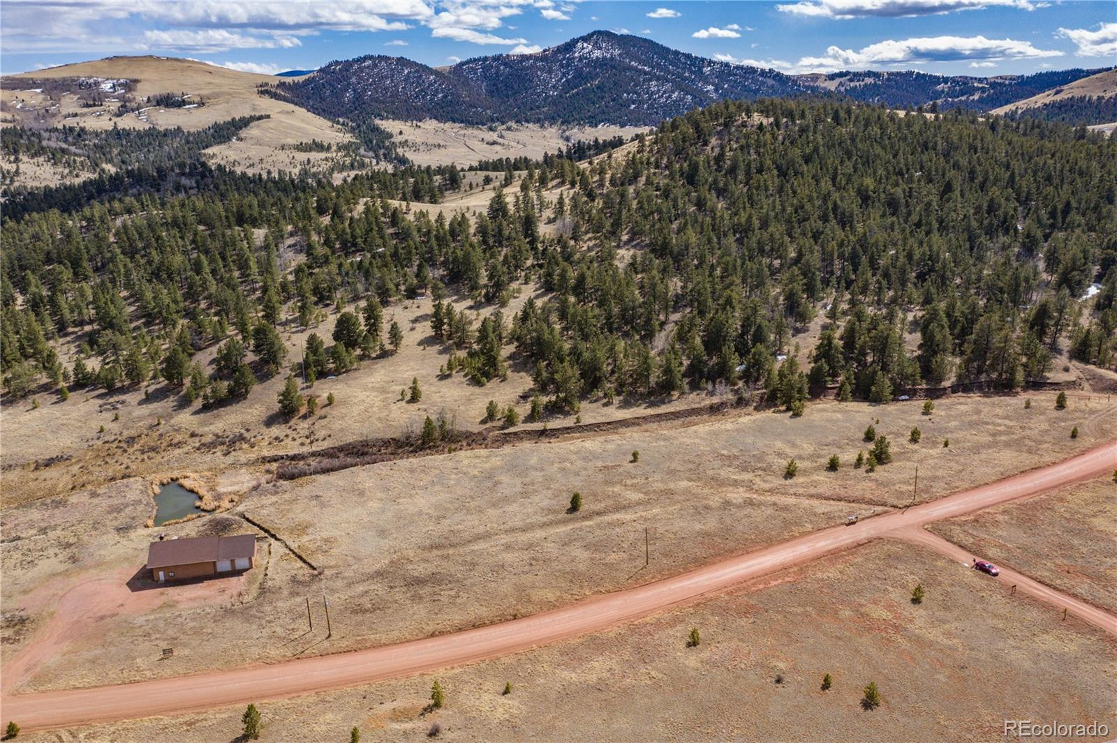 lot 70 Badger Lane Property Photo - Guffey, CO real estate listing