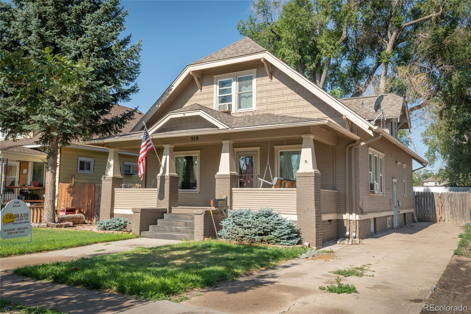 519 Meeker Street Property Photo - Fort Morgan, CO real estate listing