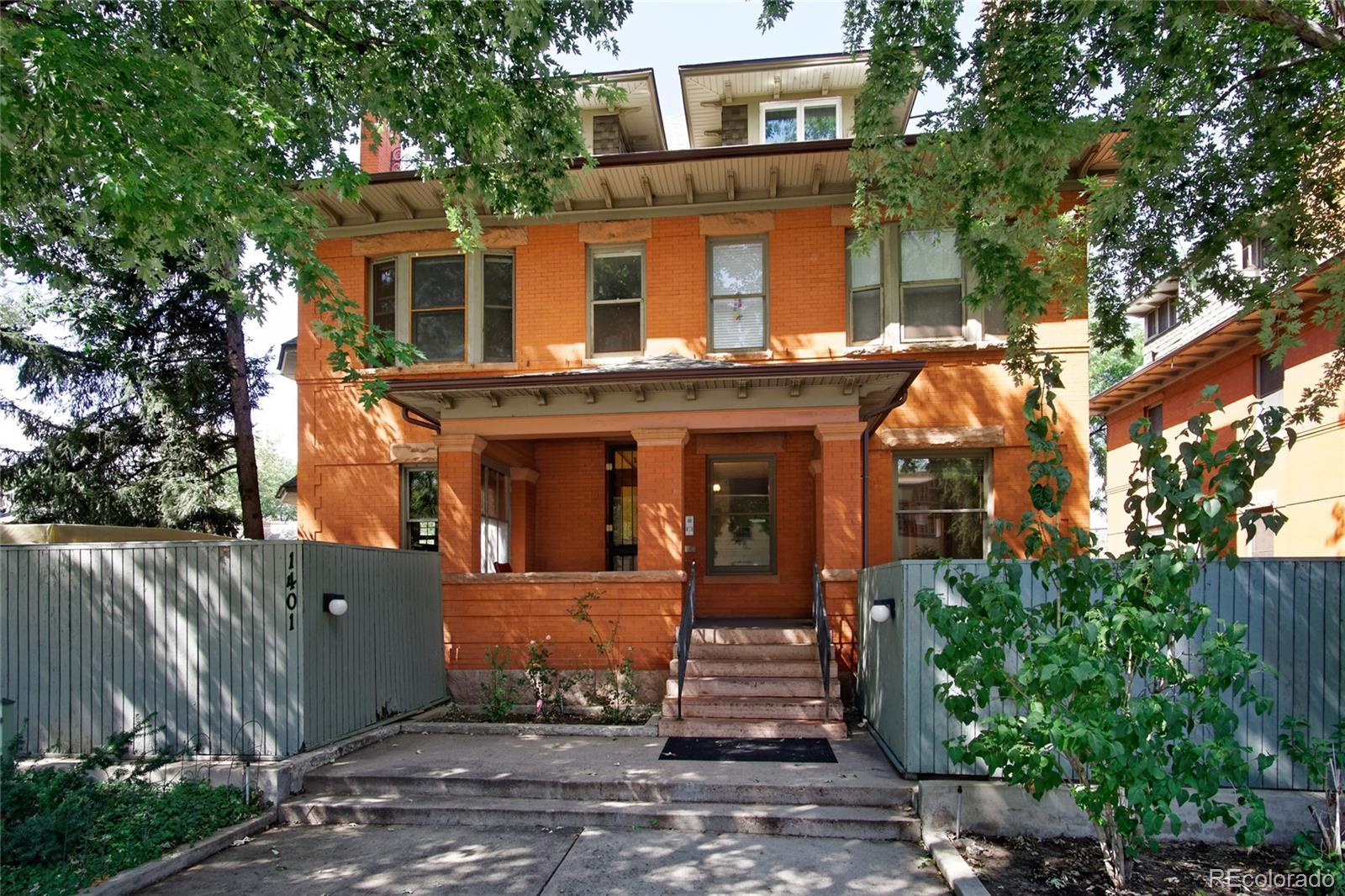 1401 N Franklin Street #7, Denver, CO 80218 - Denver, CO real estate listing