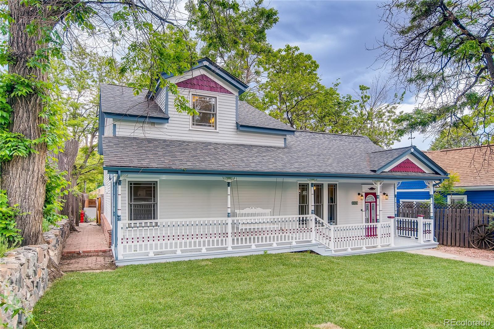 2528 Ames Street Property Photo - Edgewater, CO real estate listing