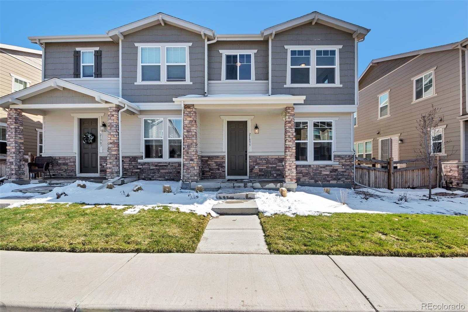 21895 E Radcliff Circle, Aurora, CO 80015 - Aurora, CO real estate listing