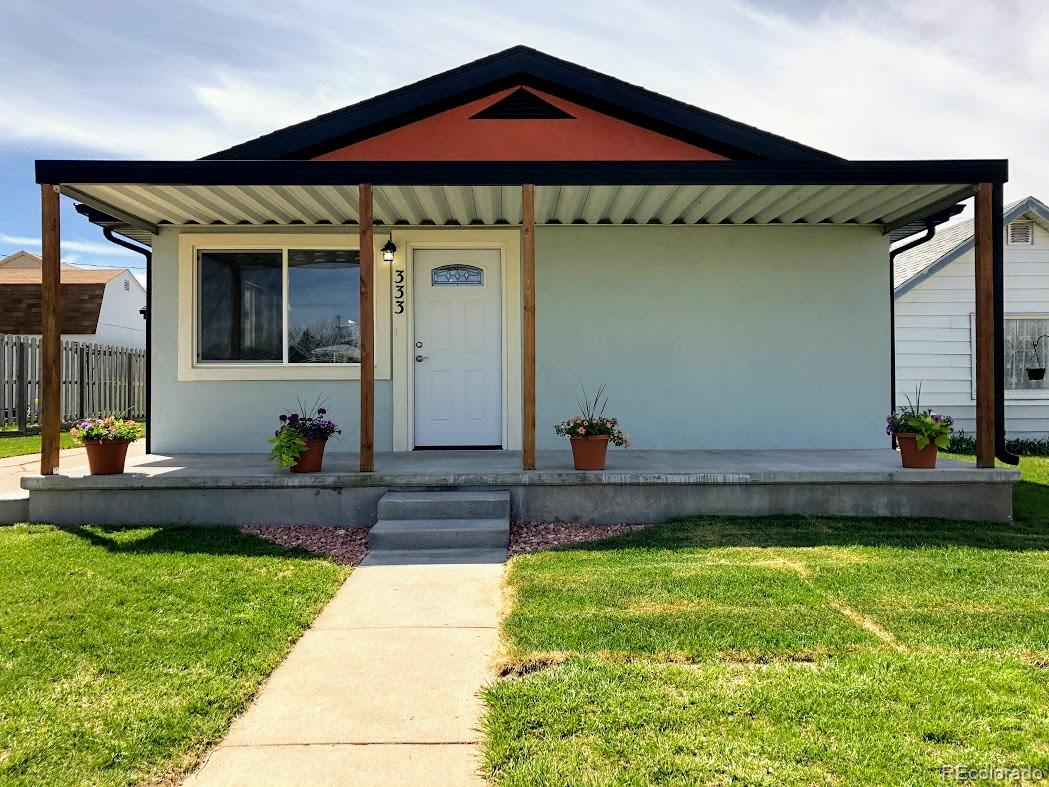 333 Elm Avenue Property Photo - Akron, CO real estate listing