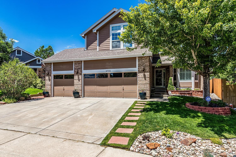 5735 S Zante Circle Property Photo - Aurora, CO real estate listing