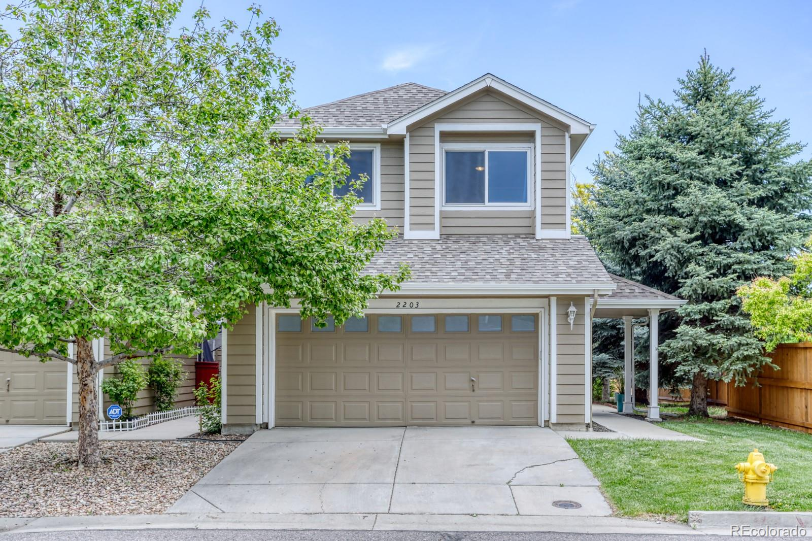 2203 E 128th Avenue Property Photo - Thornton, CO real estate listing