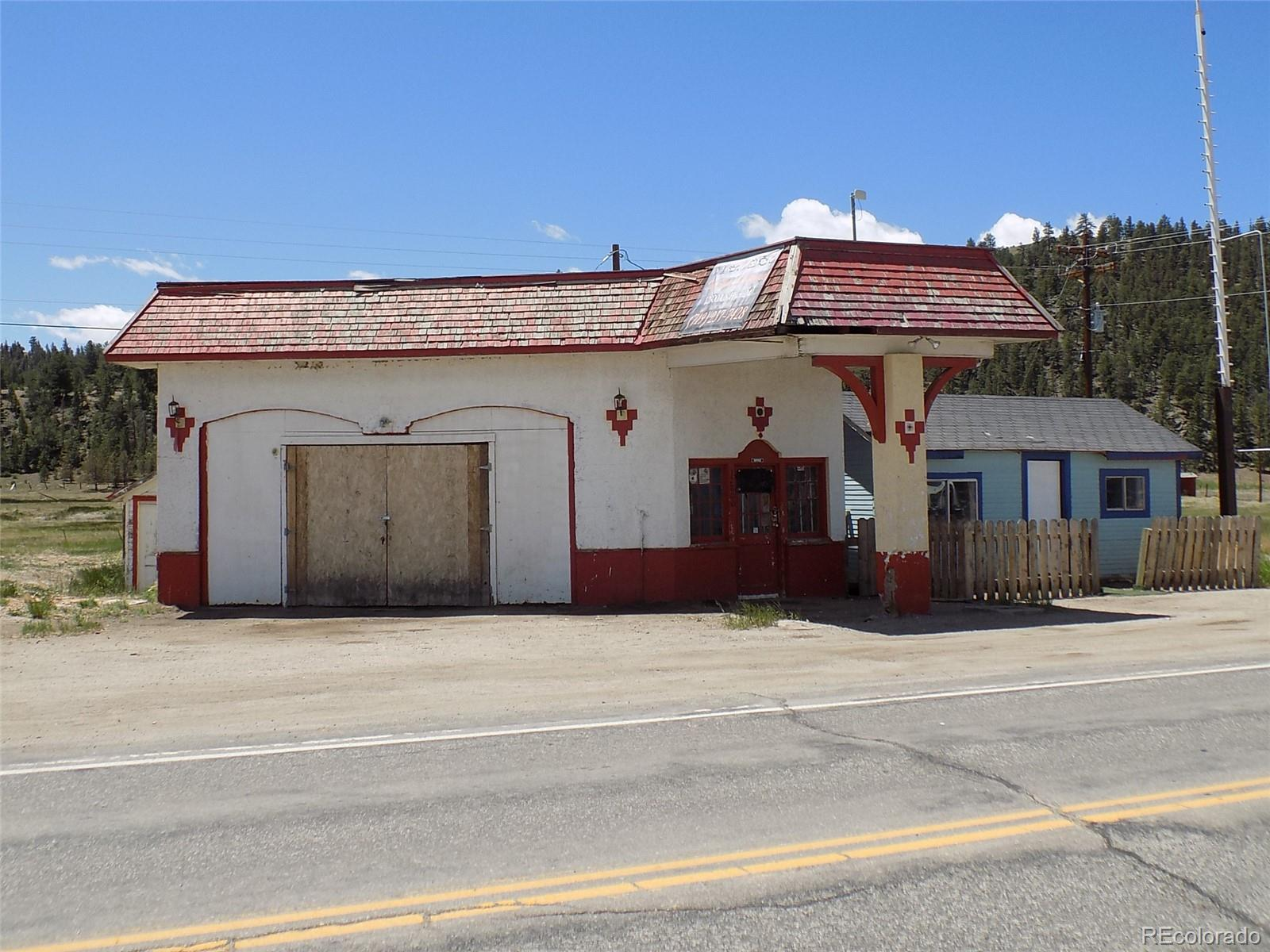 12800 Hwy 24 Property Photo - Hartsel, CO real estate listing