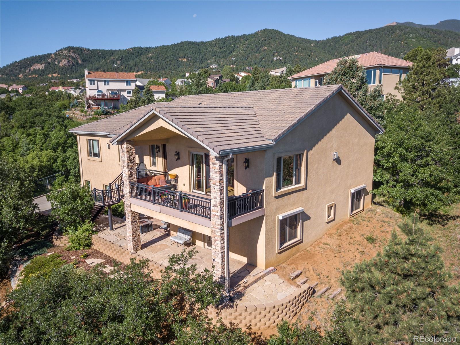 2684 Scorpio Drive Property Photo - Colorado Springs, CO real estate listing