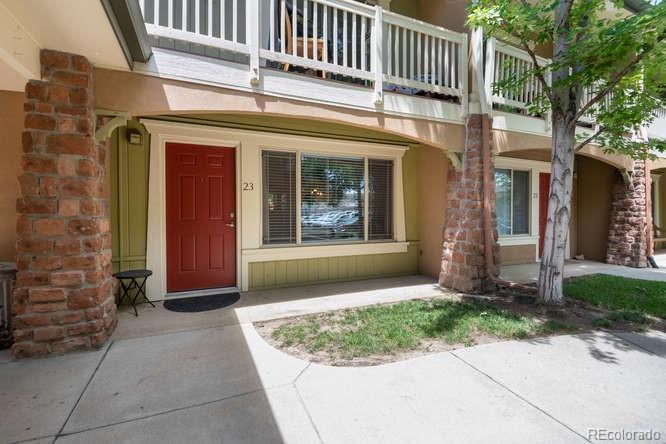 4800 Osage Drive #23B Property Photo - Boulder, CO real estate listing