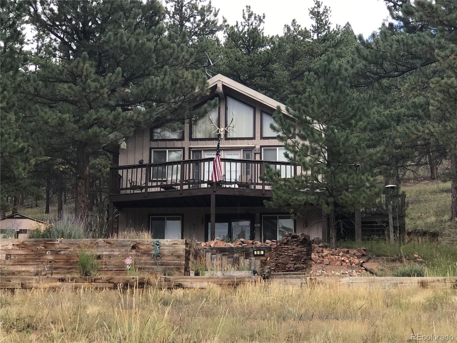 568 N Vermillion Road, Lake George, CO 80827 - Lake George, CO real estate listing