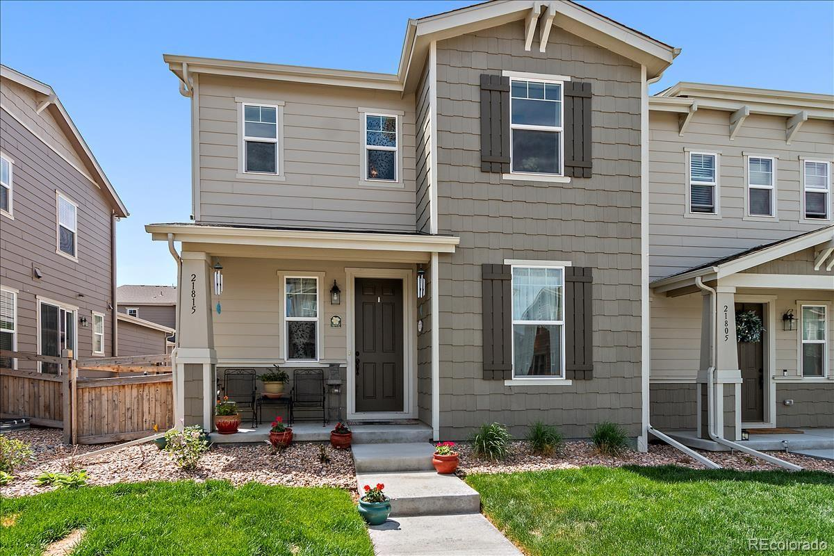 21815 E Radcliff Circle, Aurora, CO 80015 - Aurora, CO real estate listing