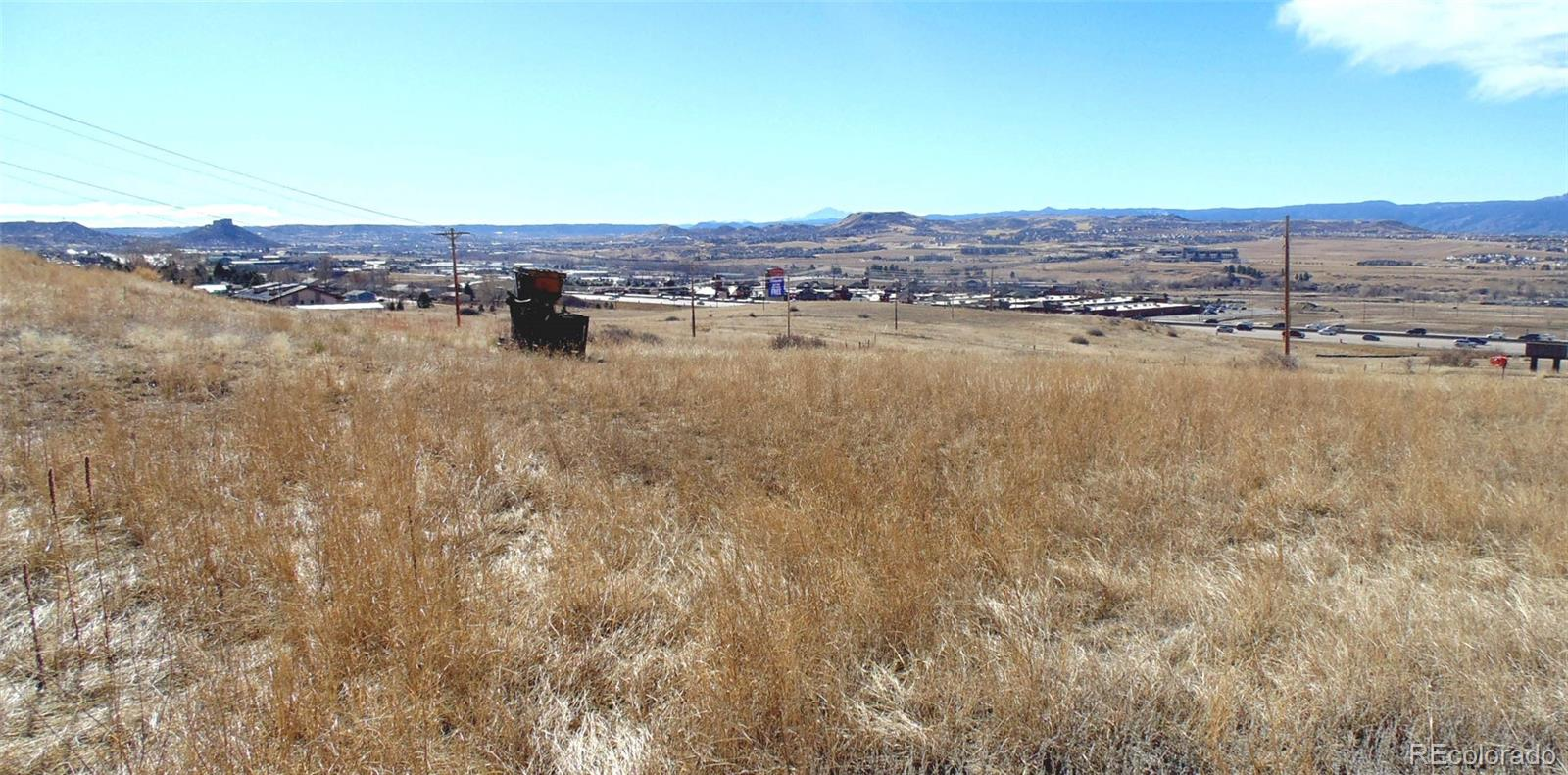 400 Home Street Property Photo - Castle Rock, CO real estate listing