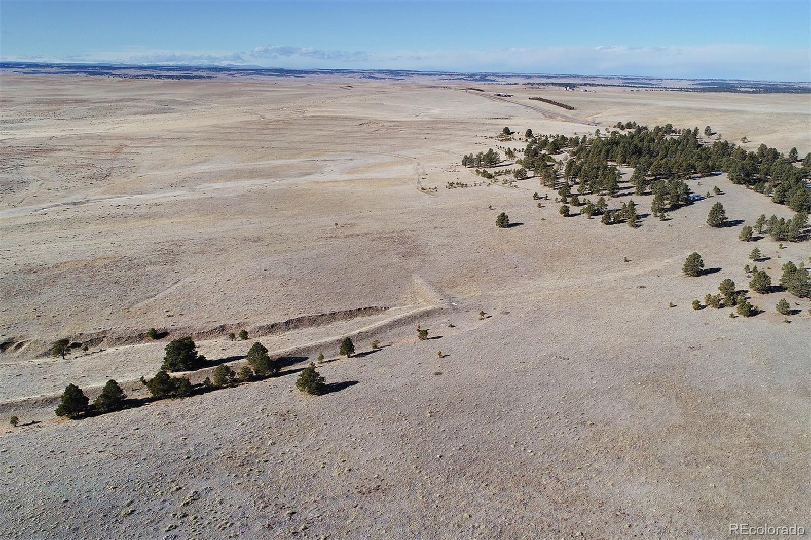 120 Acres Highway 86 Property Photo - Ramah, CO real estate listing