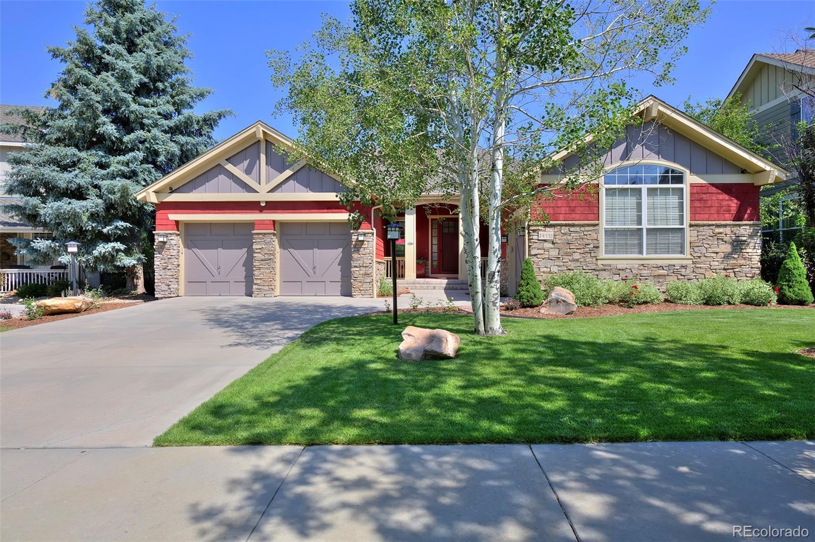 24753 E Park Crescent Drive Property Photo - Aurora, CO real estate listing