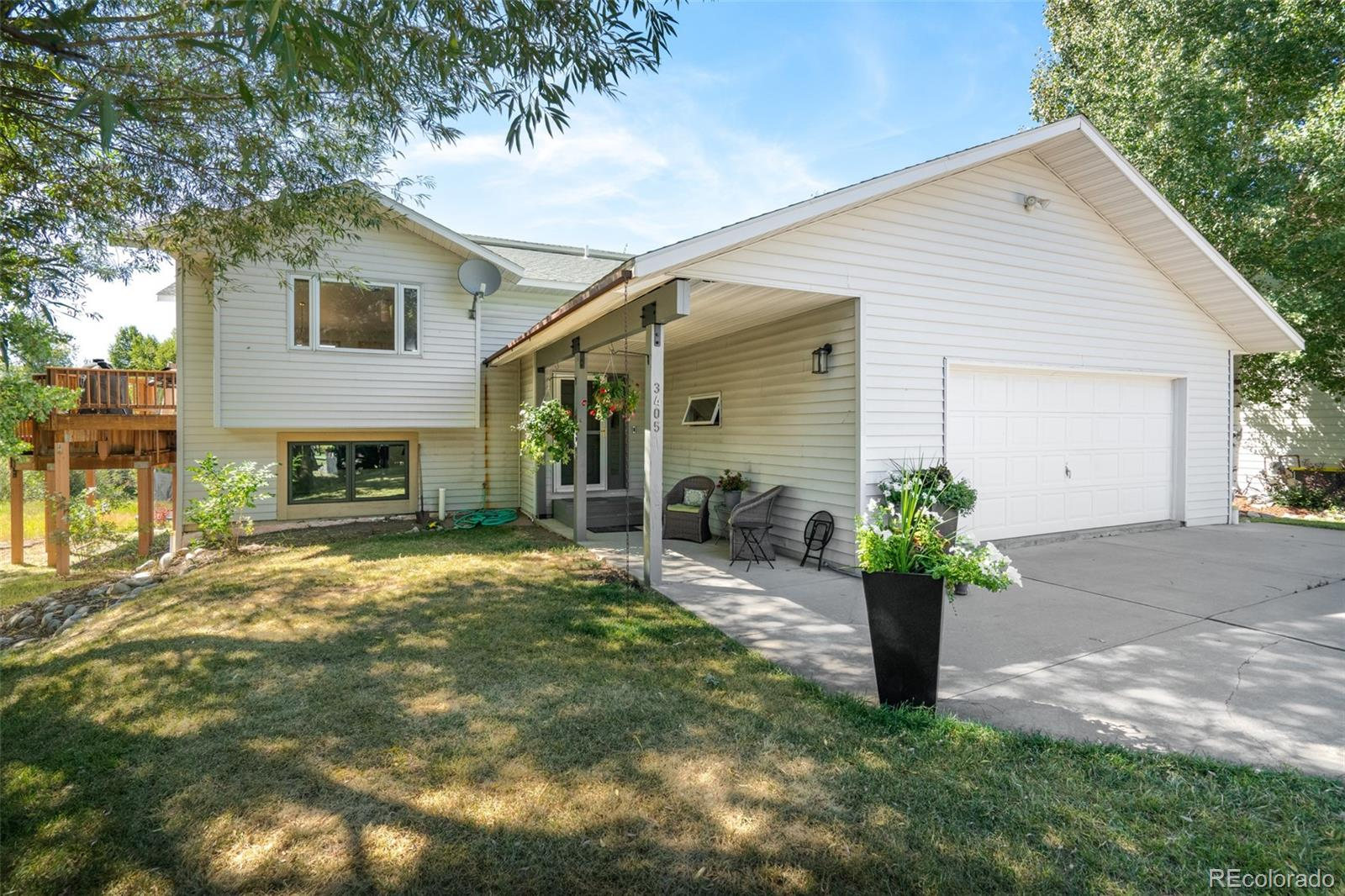 3405 Hiawatha Court Property Photo - Steamboat Springs, CO real estate listing