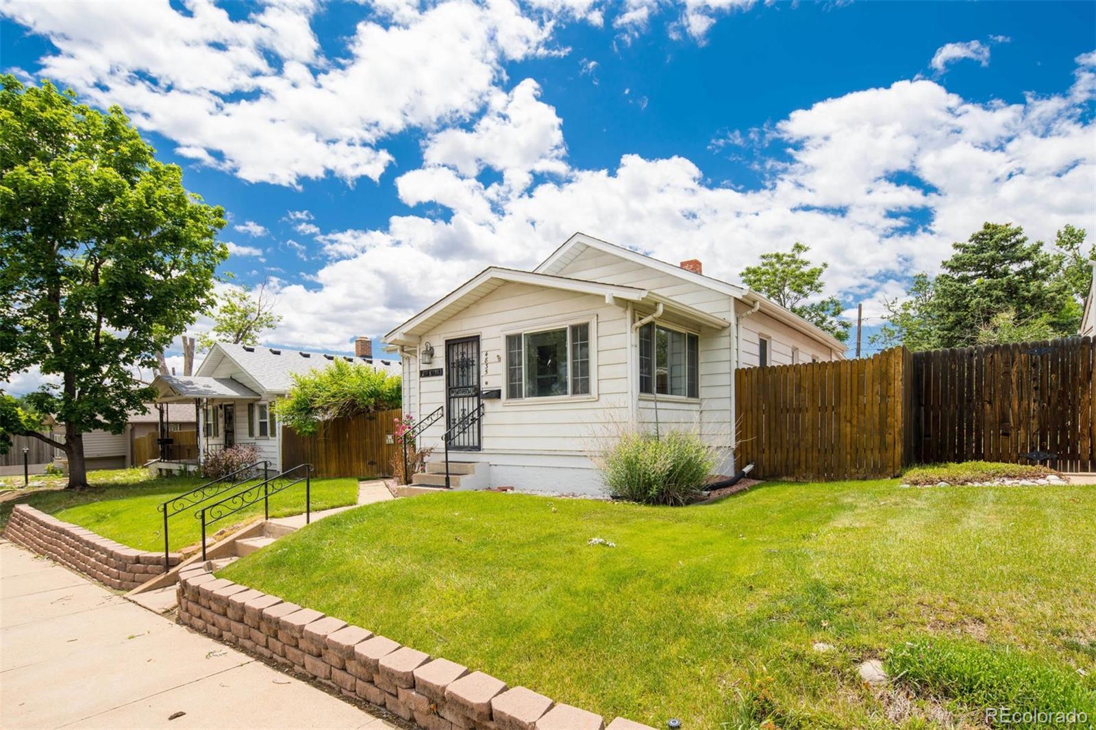 4835 Irving Street Property Photo - Denver, CO real estate listing