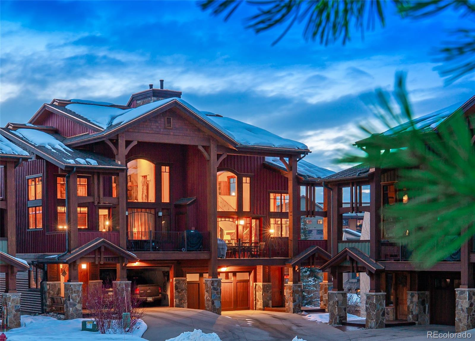 1951 Cimarron Circle #11 Property Photo - Steamboat Springs, CO real estate listing