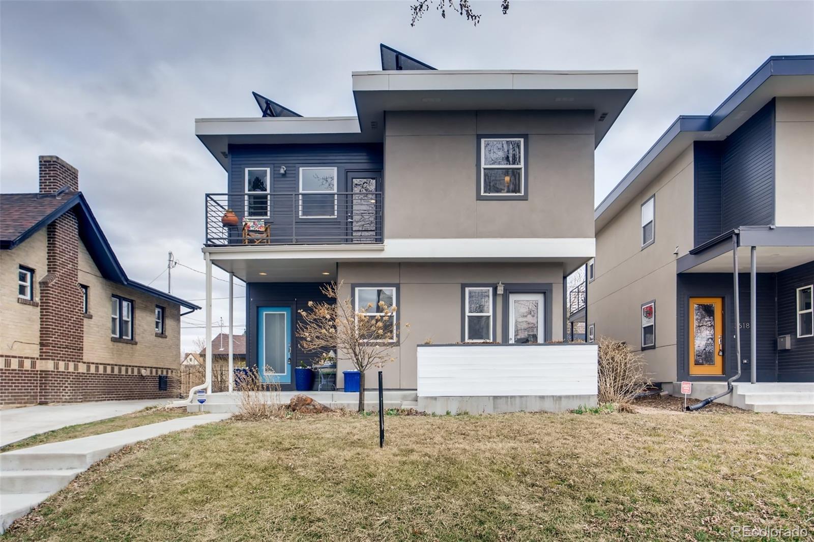 2624 Josephine Street Property Photo - Denver, CO real estate listing