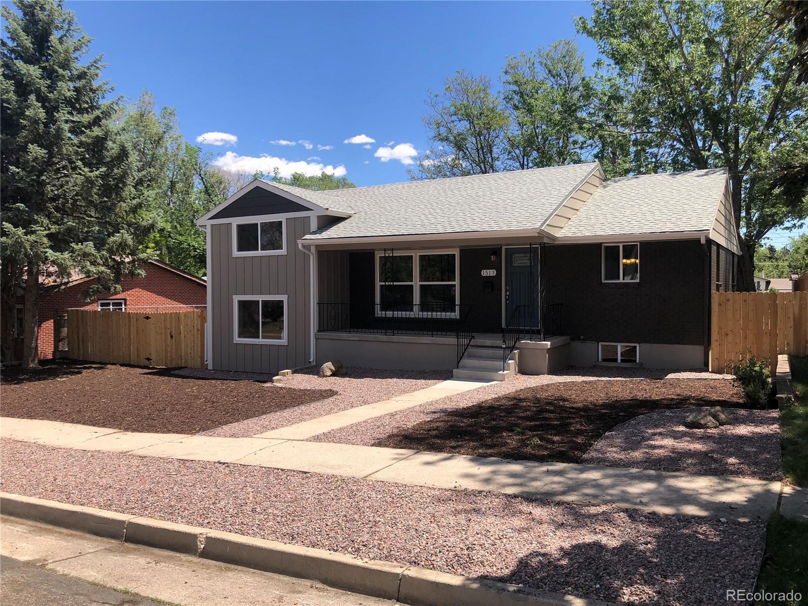 1513 Mount Everett Street Property Photo - Colorado Springs, CO real estate listing