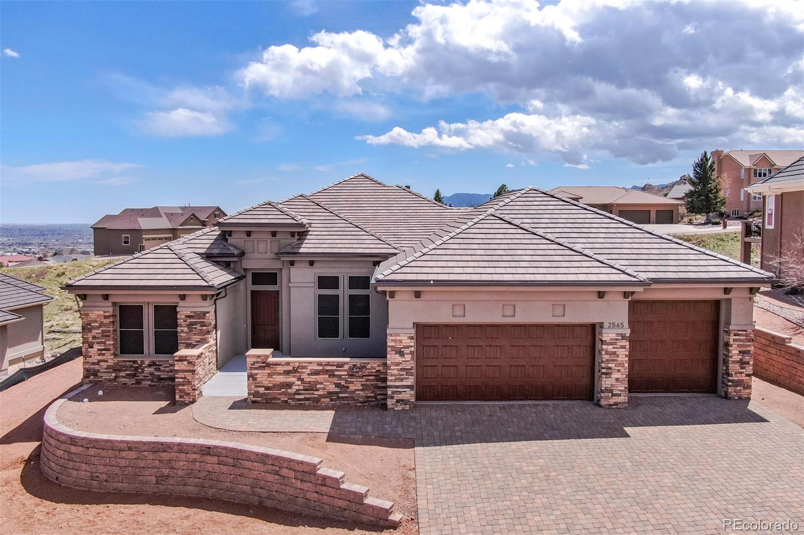 2565 Brogans Bluff Drive, Colorado Springs, CO 80919 - Colorado Springs, CO real estate listing