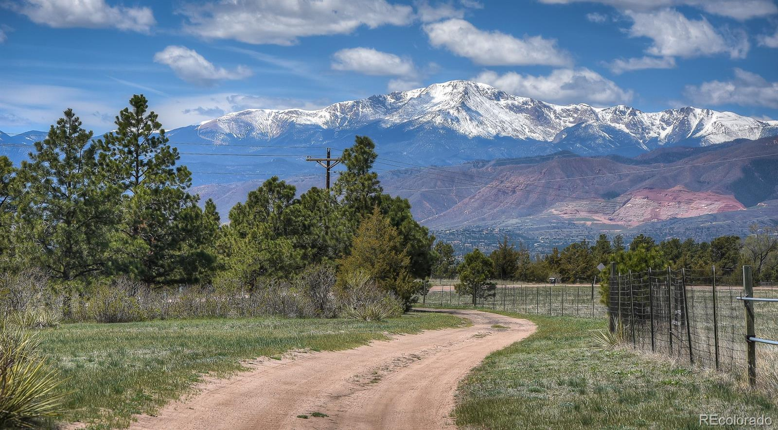 2210 Old Ranch Road Property Photo - Colorado Springs, CO real estate listing