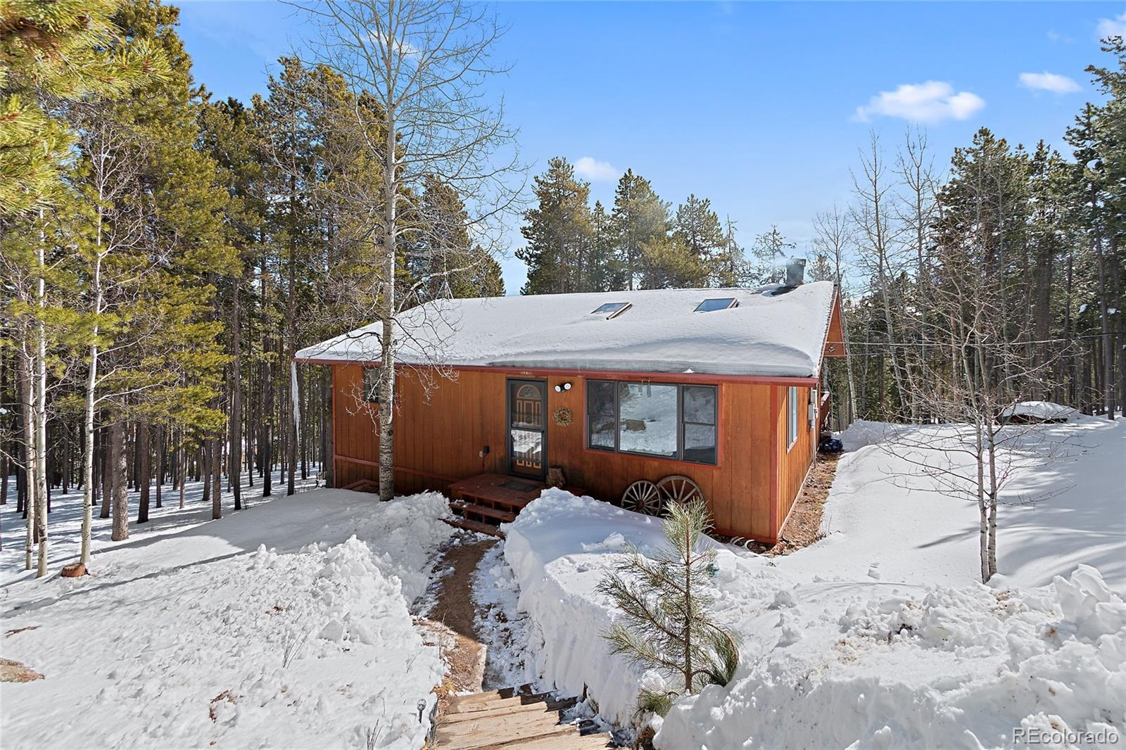 128 Sioux Trail, Evergreen, CO 80439 - Evergreen, CO real estate listing