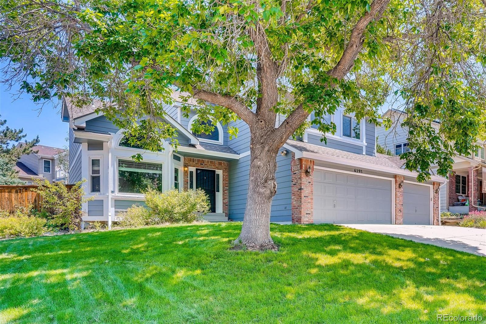 6293 Columbia Drive Property Photo - Highlands Ranch, CO real estate listing