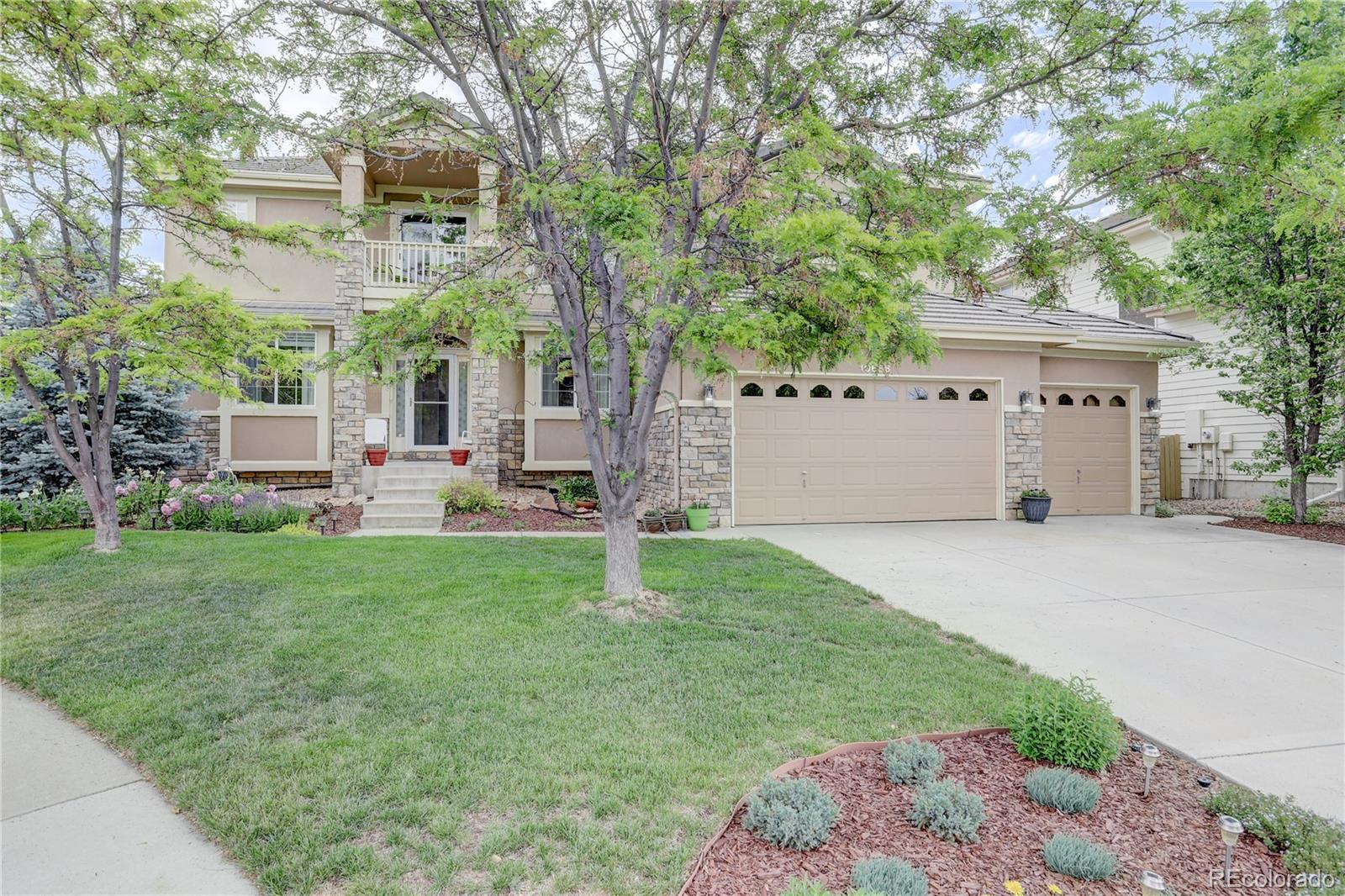 10656 Flagler Court Property Photo - Parker, CO real estate listing