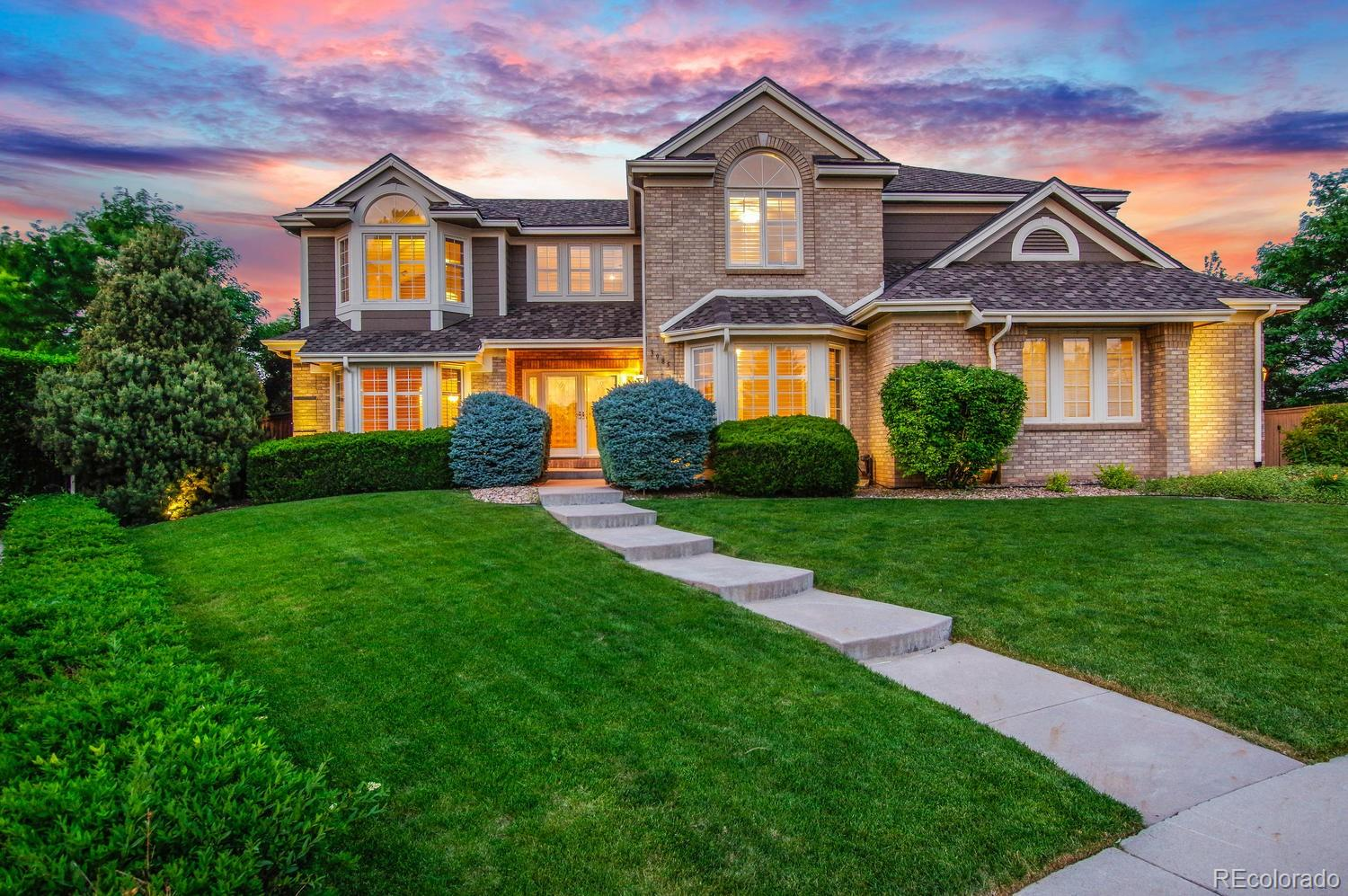 3985 Pinedale Court Property Photo - Highlands Ranch, CO real estate listing
