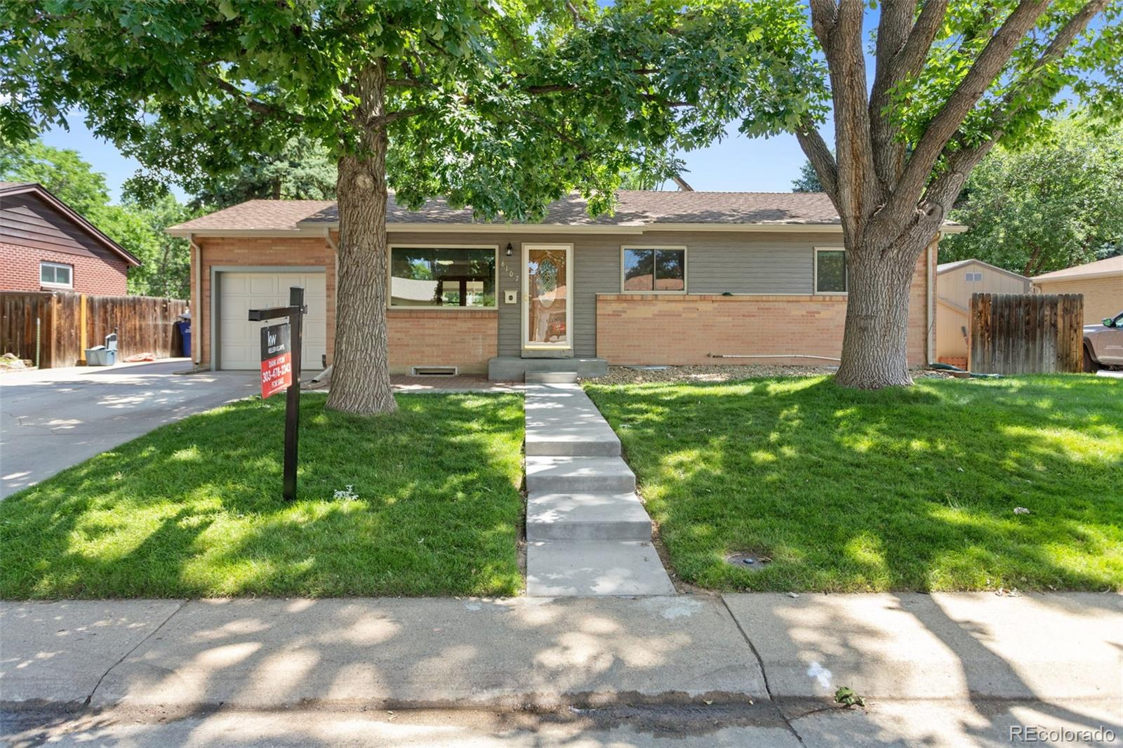 6107 Johnson Way Property Photo - Arvada, CO real estate listing