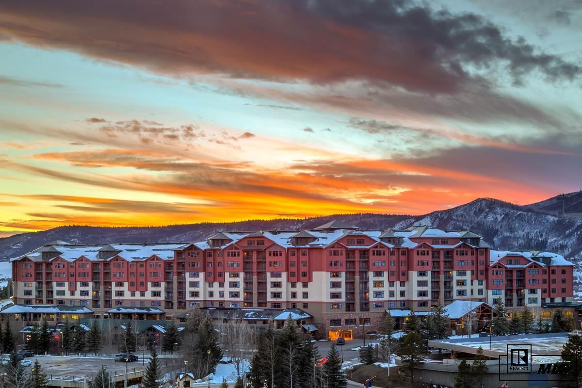 2300 Mt. Werner Circle 503/504QIB Property Photo - Steamboat Springs, CO real estate listing