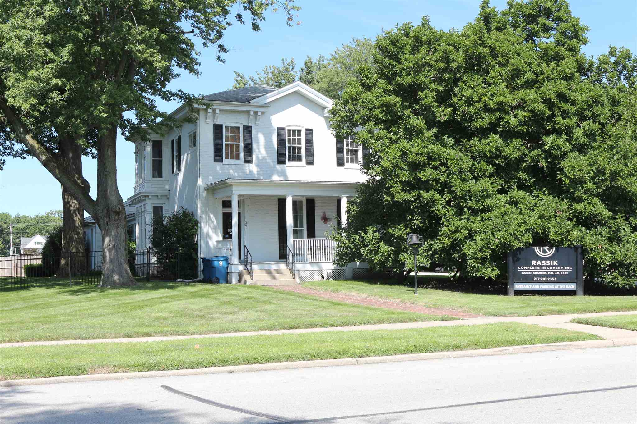1201 S 4TH Property Photo - Springfield, IL real estate listing