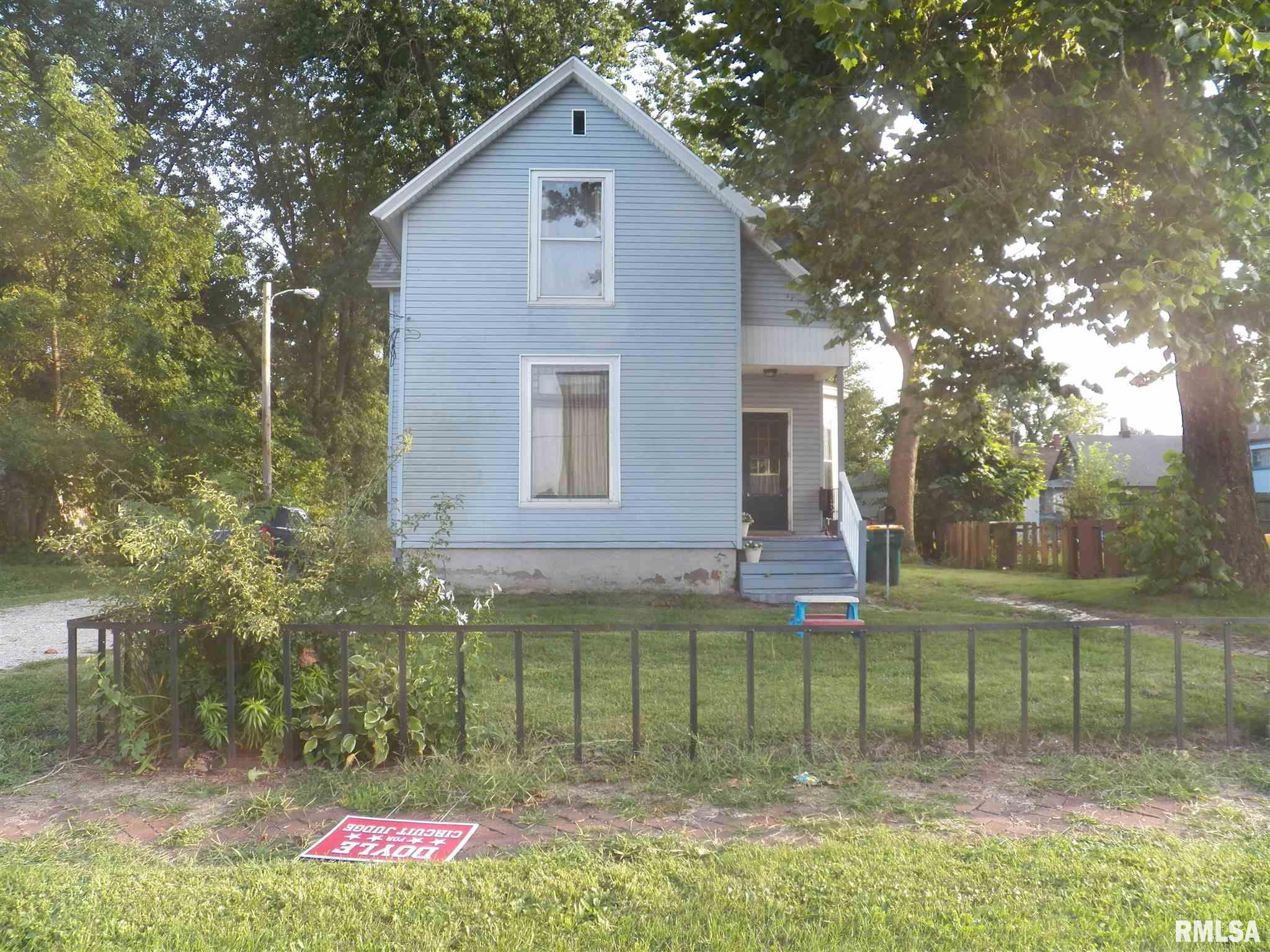 640 MULBERRY Property Photo - Galesburg, IL real estate listing