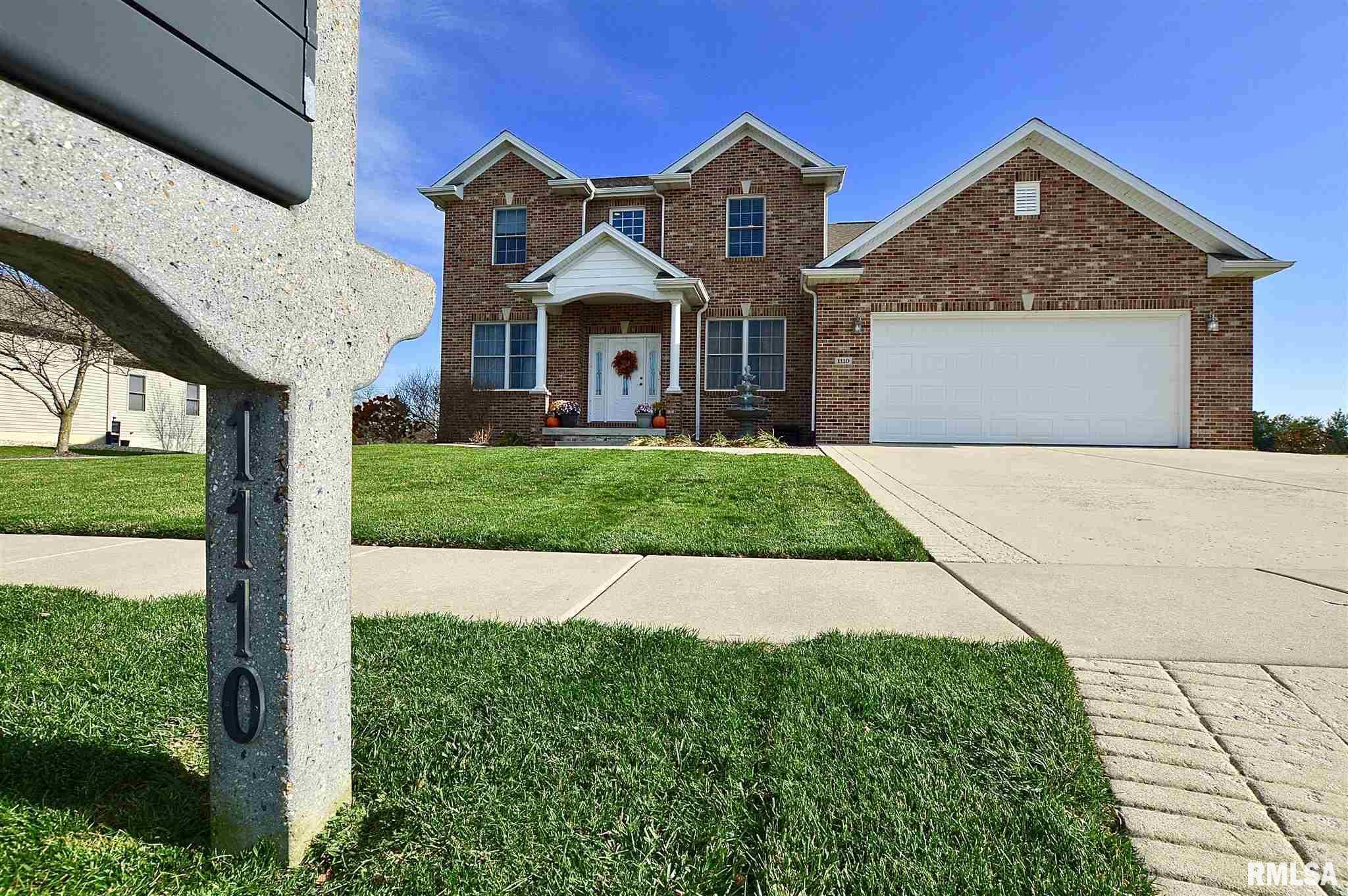 1110 EVERGREEN Property Photo - Sherman, IL real estate listing