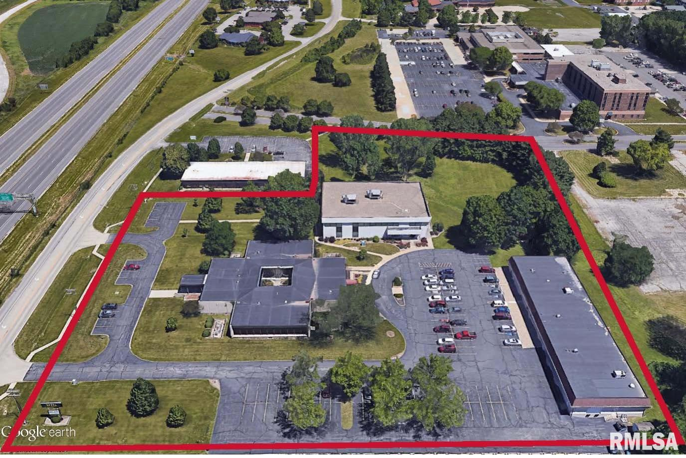 5250 S 6th Street Frontage Property Photo - Springfield, IL real estate listing