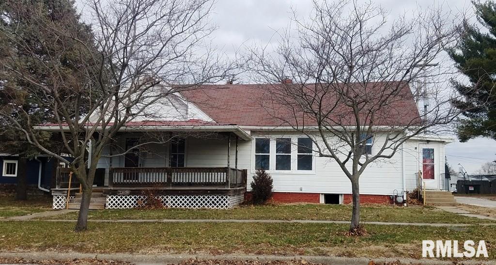 165 W Twyman Property Photo - Bushnell, IL real estate listing