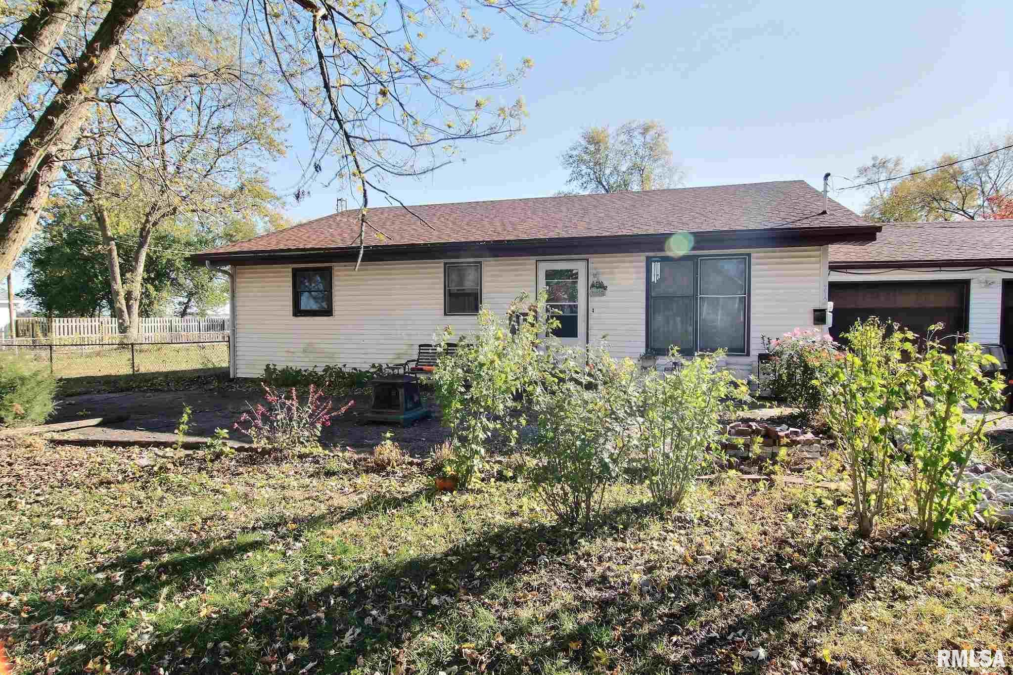 712 E JACKSON Property Photo - Virden, IL real estate listing