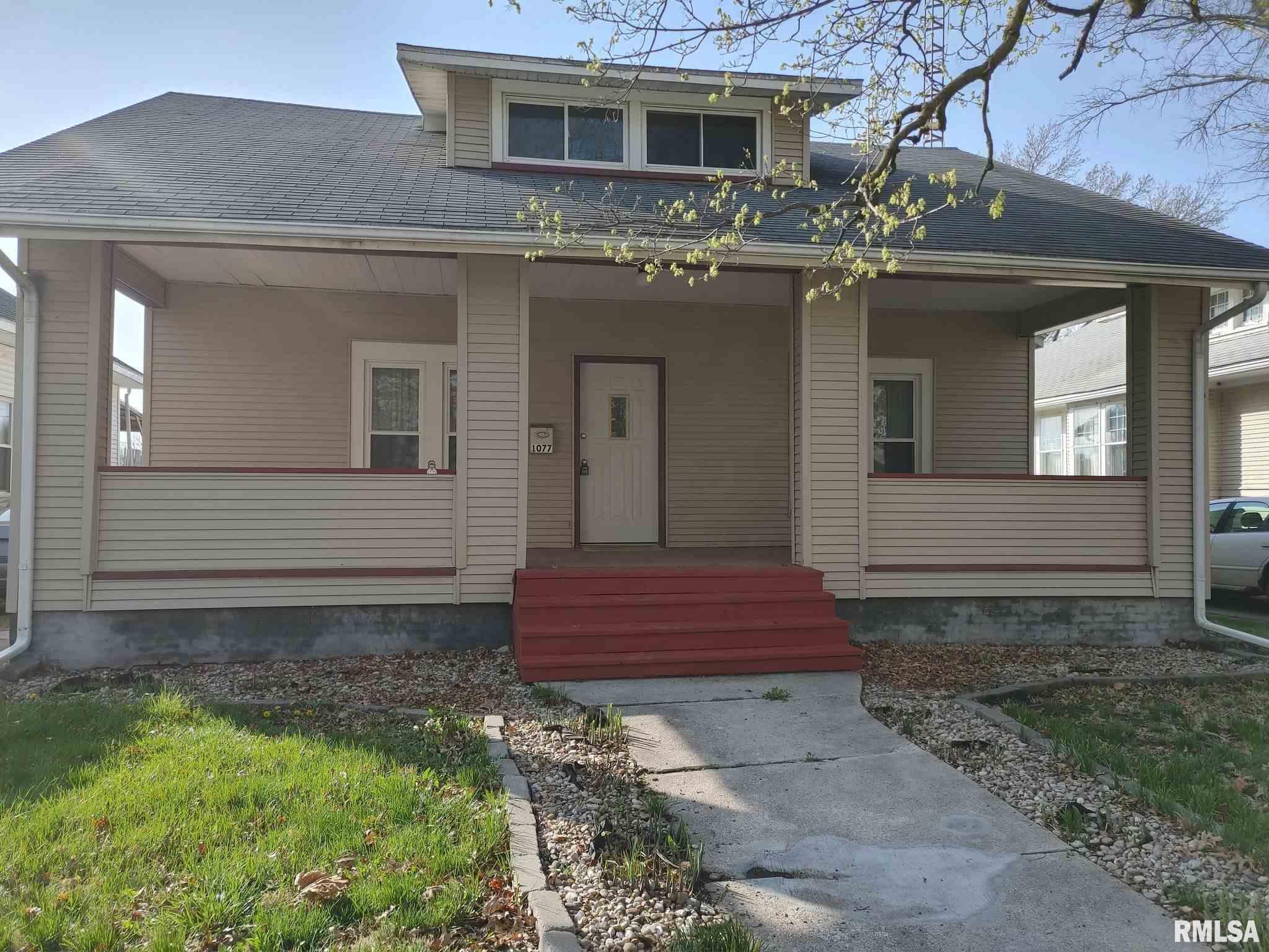 1077 N CRAFFORD Property Photo - Bushnell, IL real estate listing
