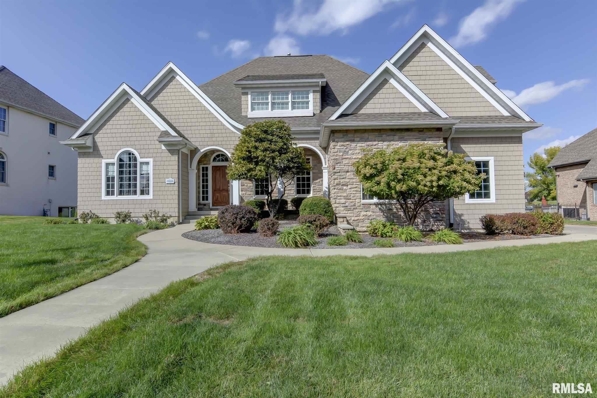 4413 Blackwolf Property Photo - Springfield, IL real estate listing