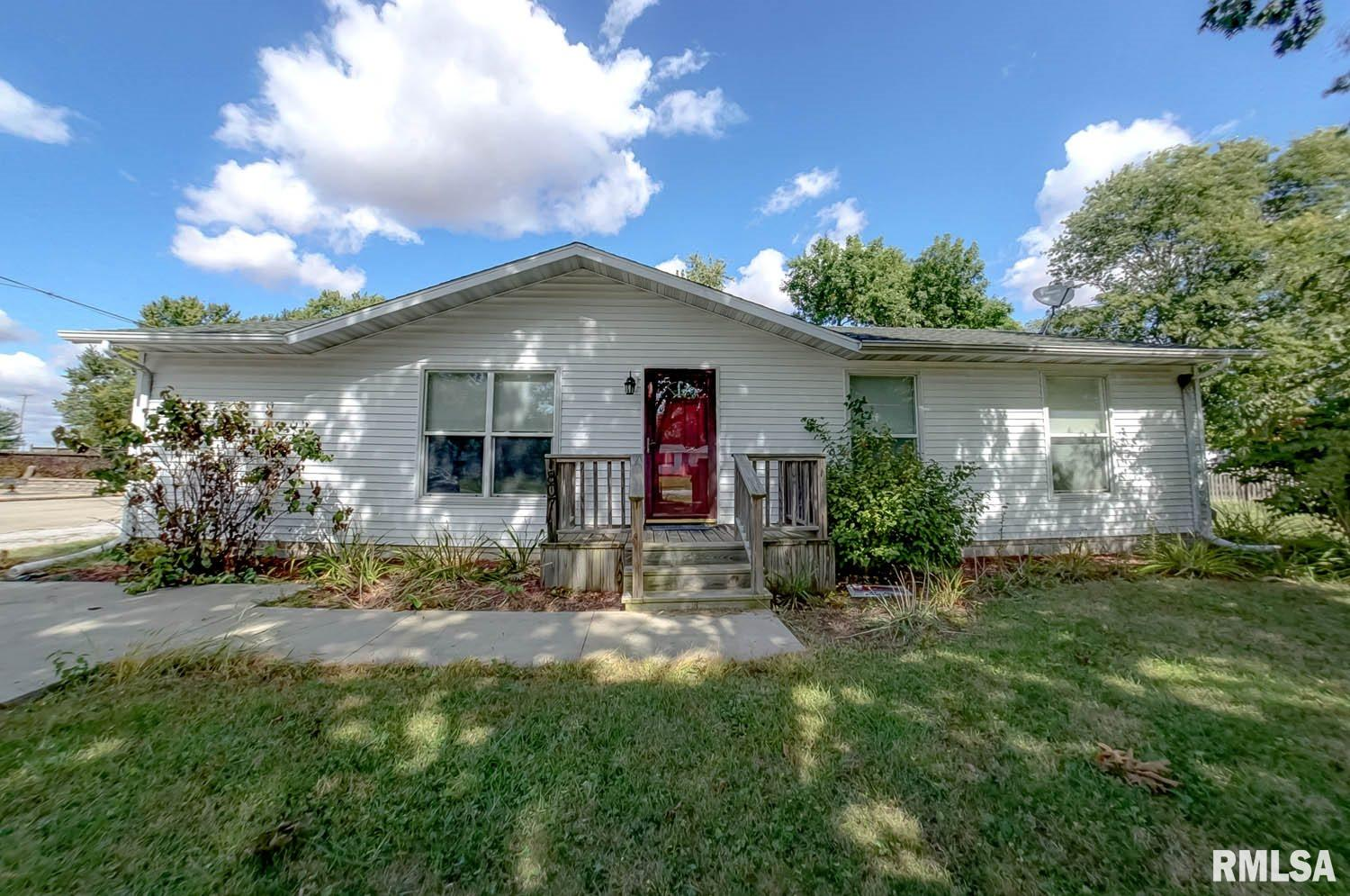 807 W Fortune Property Photo - Virden, IL real estate listing