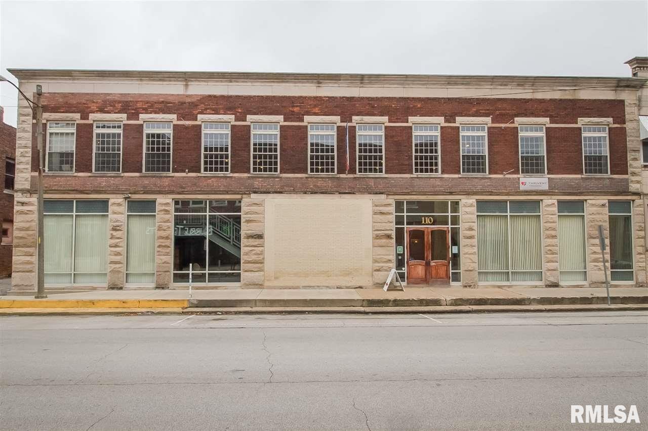 110 N KICKAPOO Property Photo - Lincoln, IL real estate listing