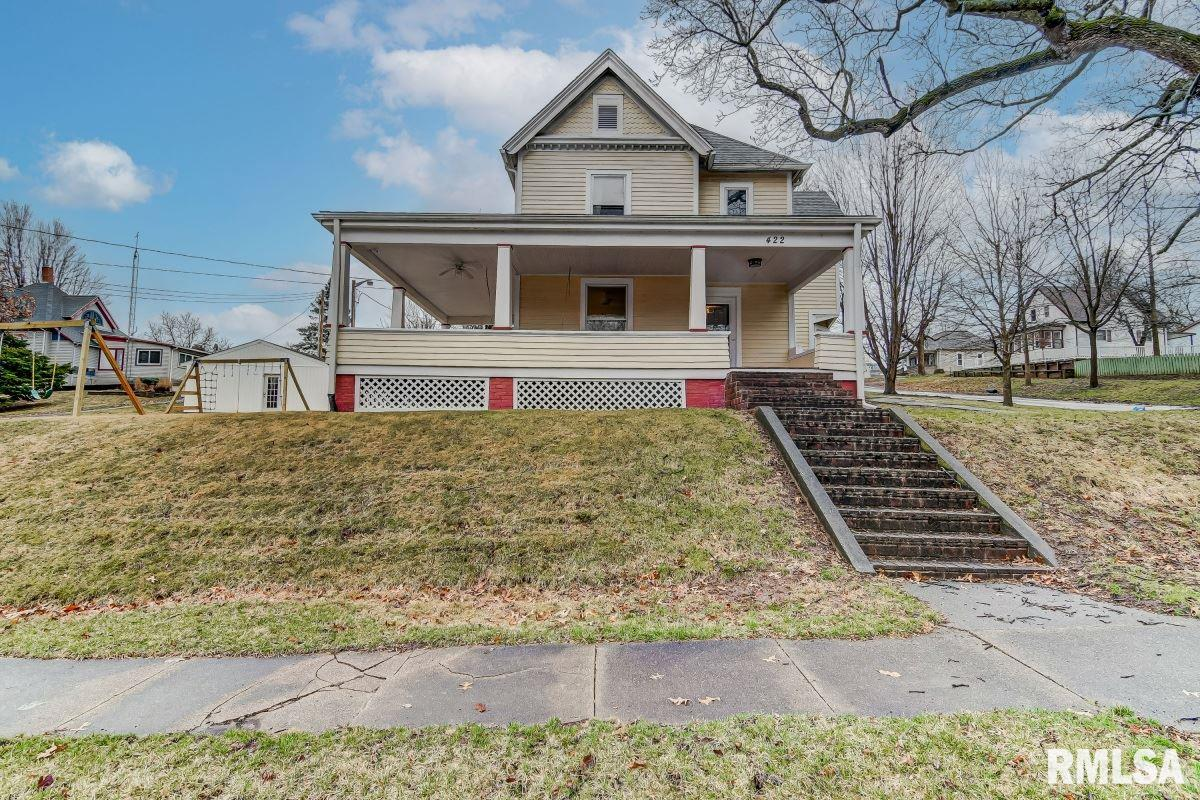 422 W LINCOLN Property Photo - Petersburg, IL real estate listing