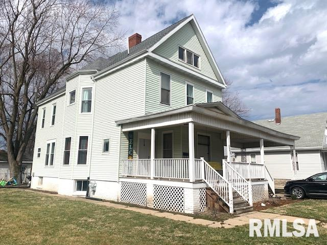 521 N CHEROKEE Property Photo - Taylorville, IL real estate listing