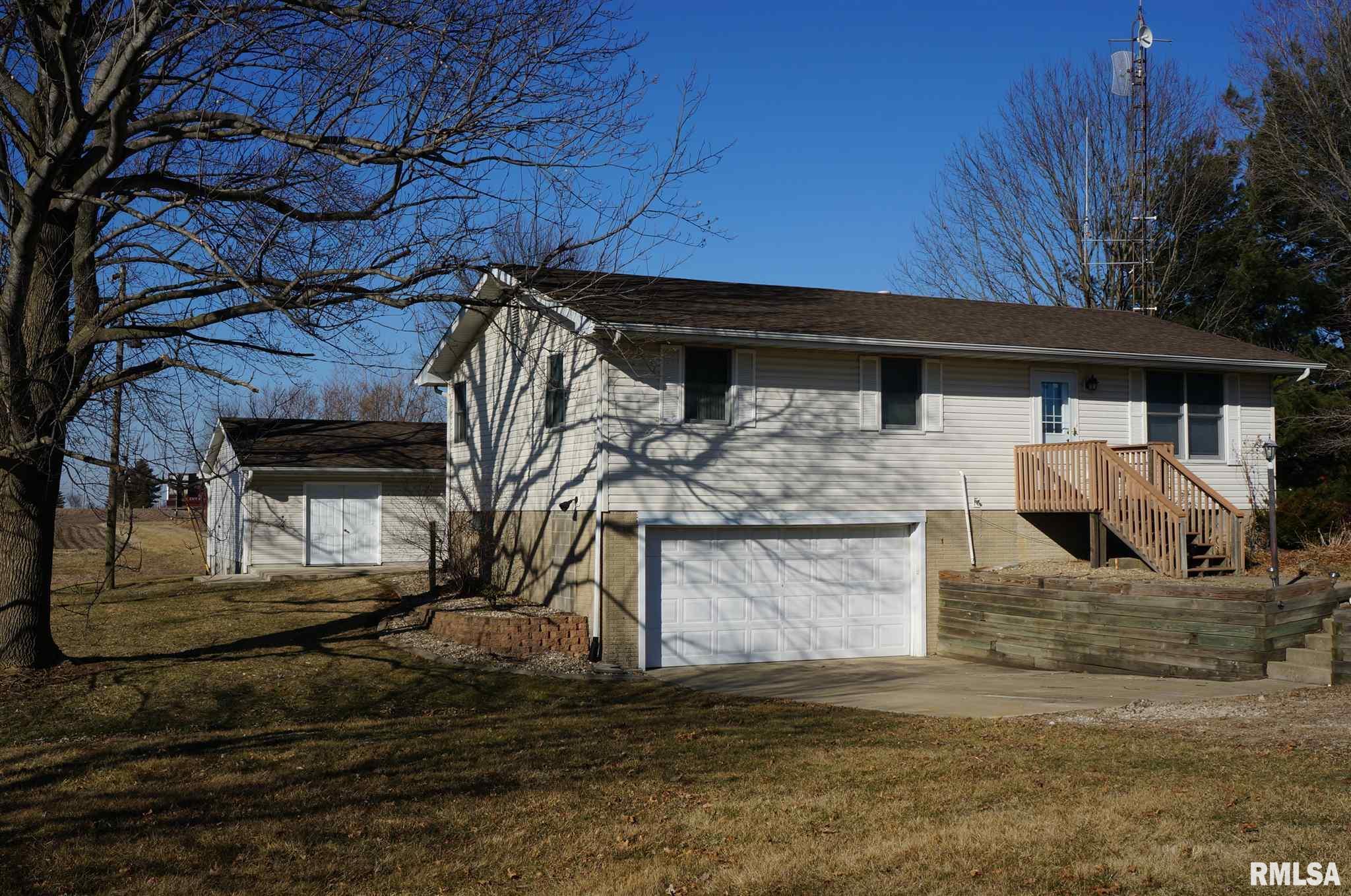 13997 Frazee Property Photo - Divernon, IL real estate listing