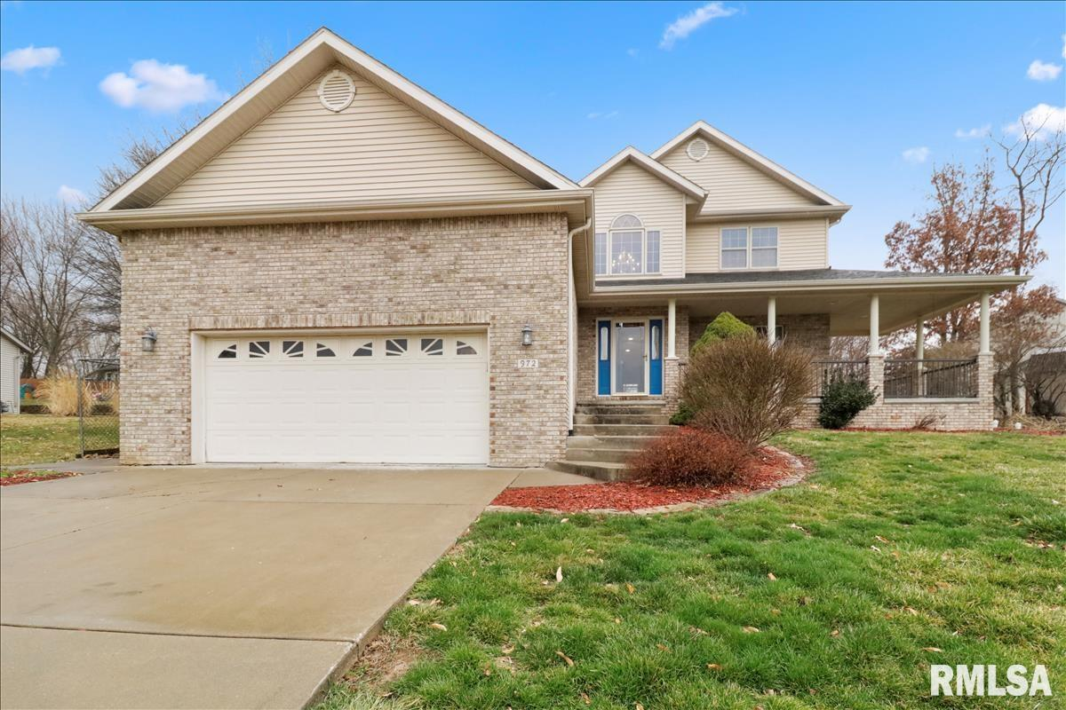 972 Chukker Property Photo - Springfield, IL real estate listing