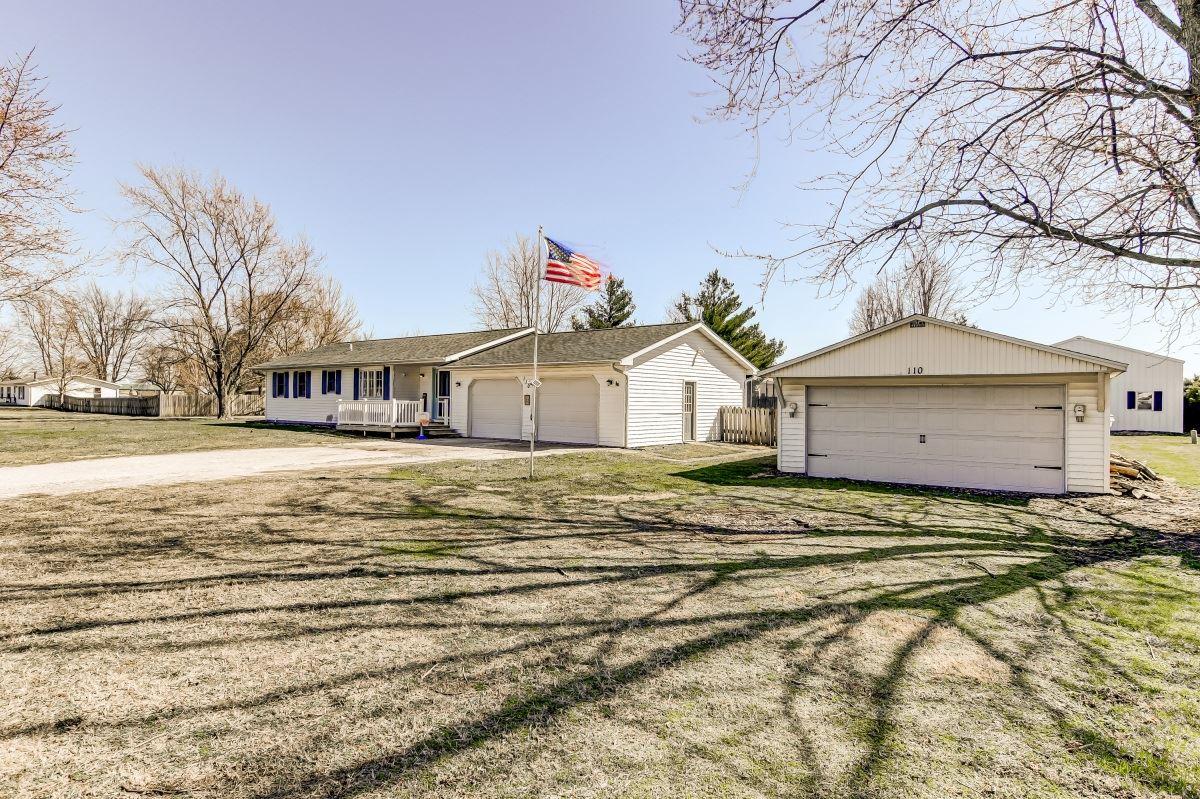 110 E TOPEKA Property Photo - Ashland, IL real estate listing