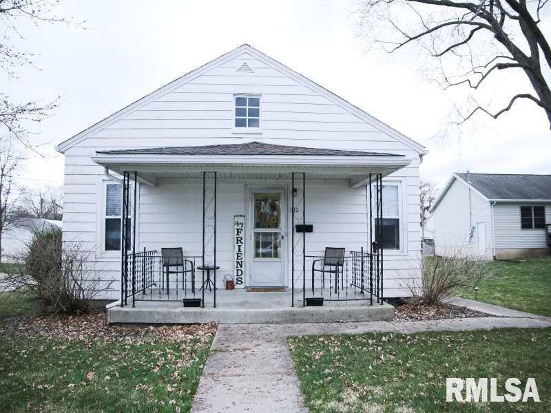 112 E CHURCH Property Photo - Pleasant Plains, IL real estate listing