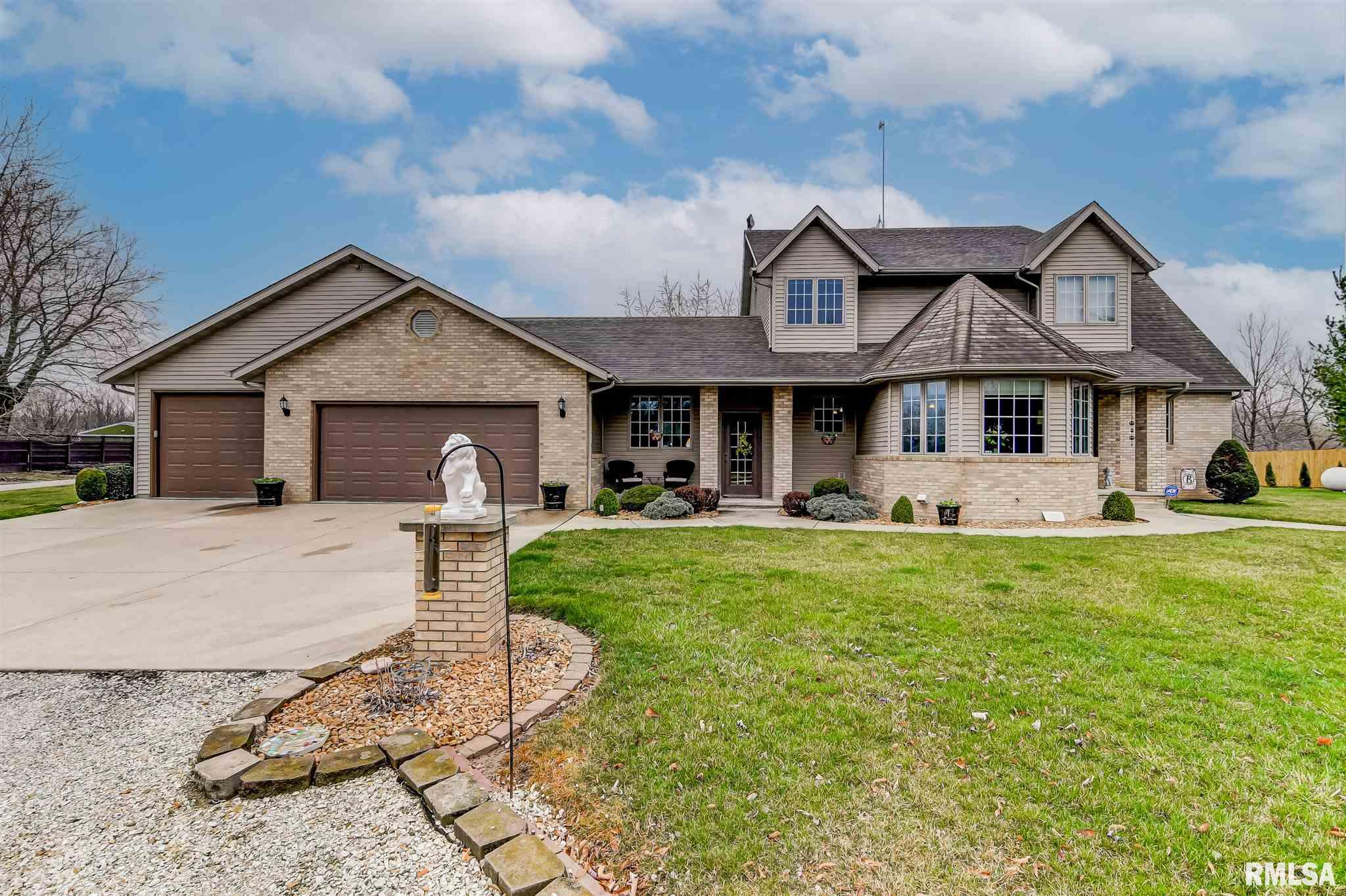 6791 Wesley Chapel Property Photo - Chatham, IL real estate listing