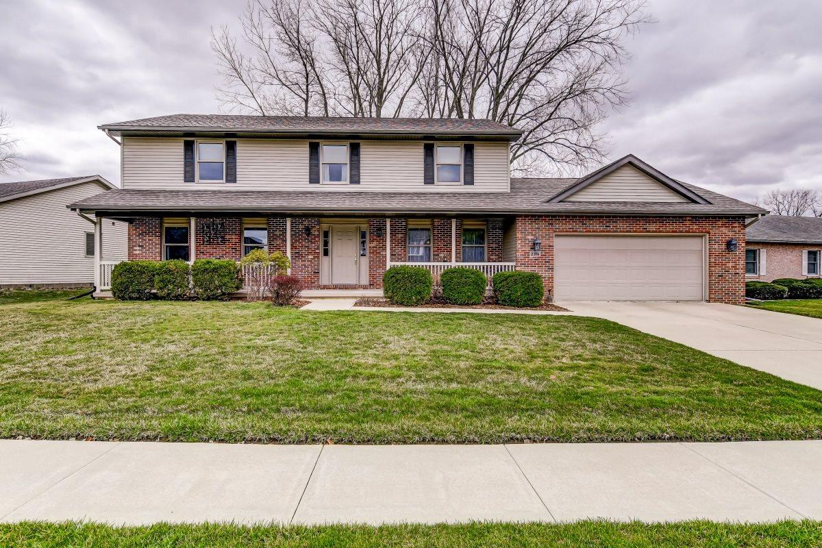 2316 Shabbona Property Photo - Springfield, IL real estate listing