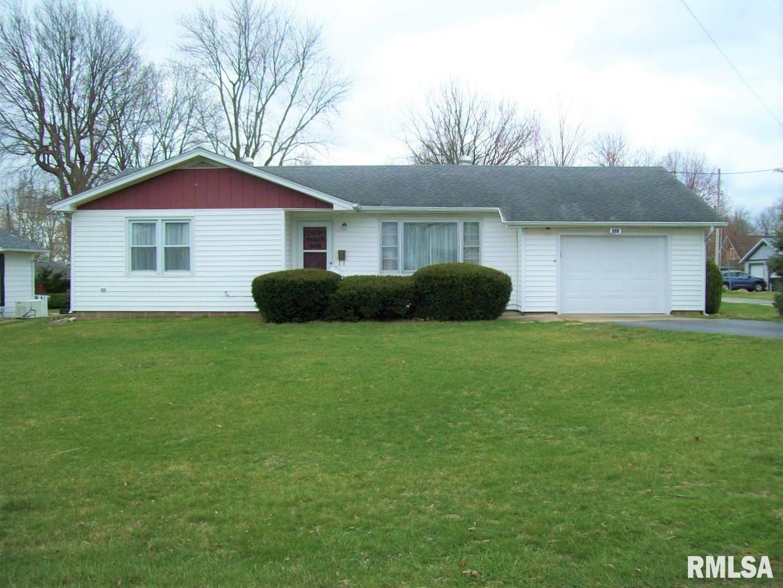 320 E JEFFERSON Property Photo - Winchester, IL real estate listing