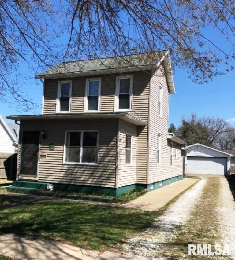 615 N PEARL Property Photo - Havana, IL real estate listing