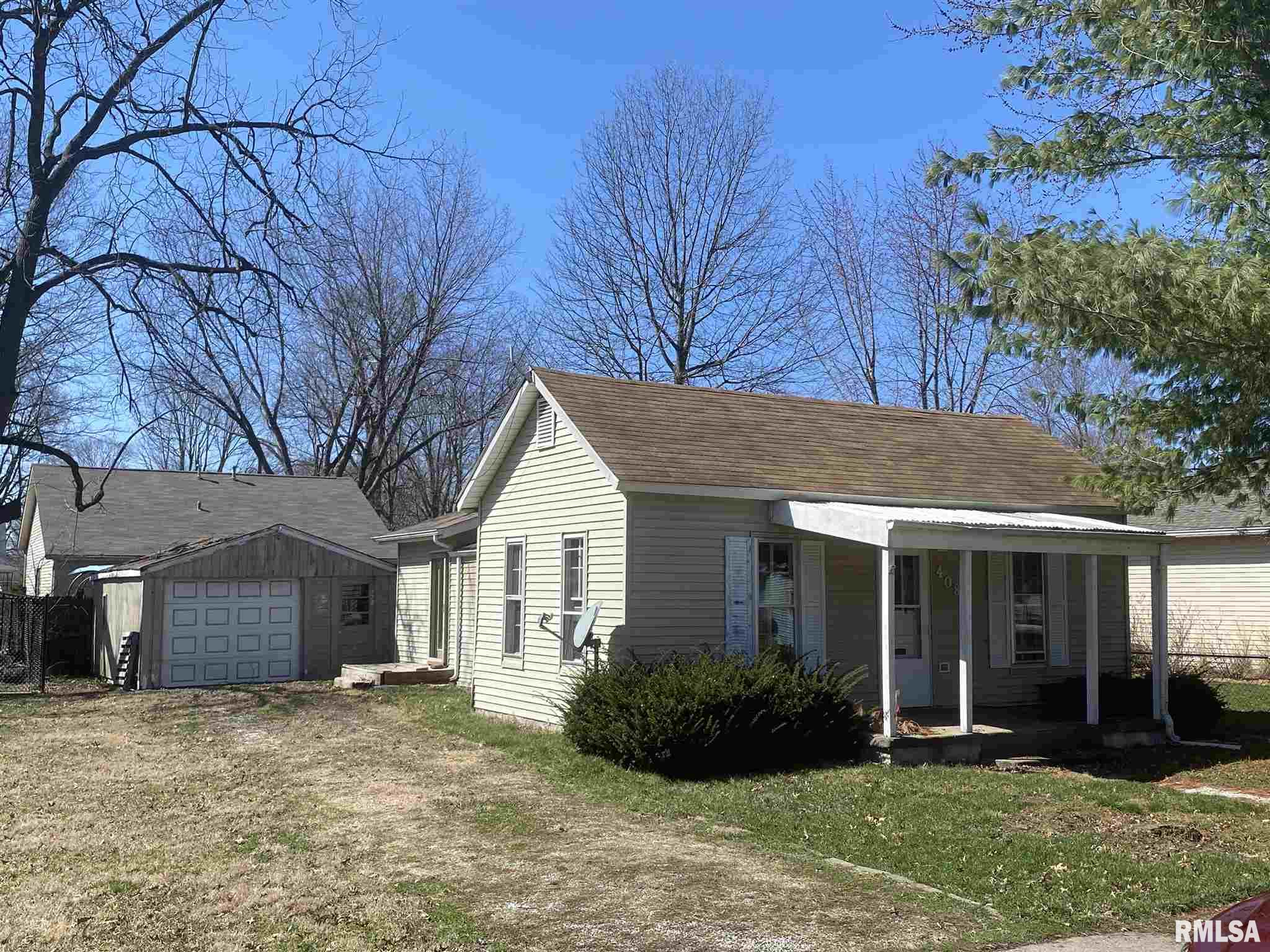 408 S 6TH Property Photo - Auburn, IL real estate listing